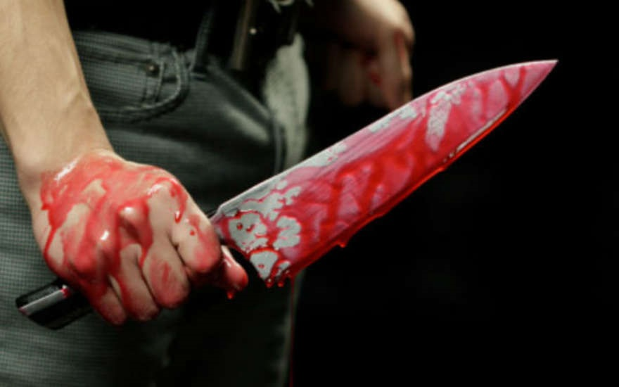 онлайн!Проектная декларация фото нож в сердце (стоя):
