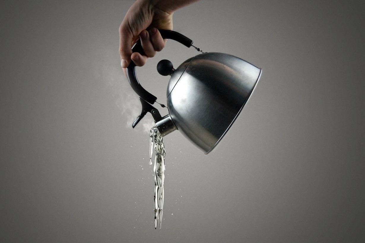 Отключение горячей воды с 10 по 14 июля на Малой Земле