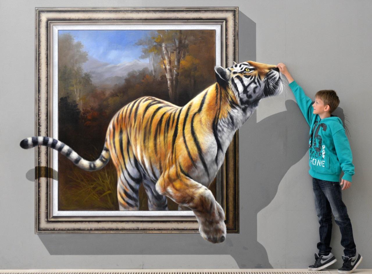 Выставка 3D-картин в Оренбурге начнется с 14 июля