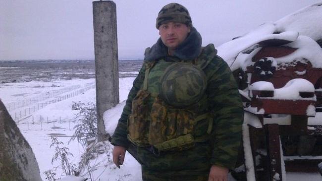 Военный из Оренбуржья был убит в Сирии