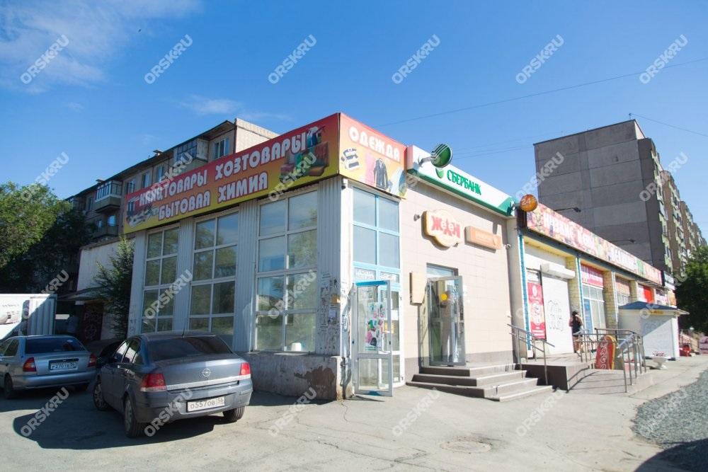 Взрыв банкомата в Орском торговом центре