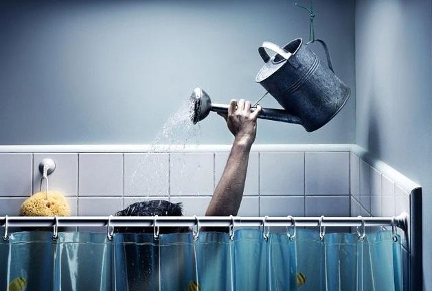 Отключение горячей воды со 2 по 5 августа