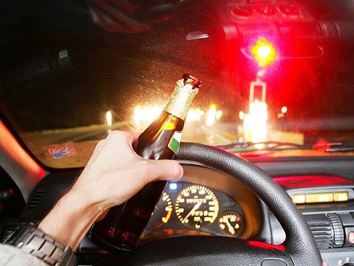 За три часа сотрудники ГИБДД поймали троих пьяных водителей