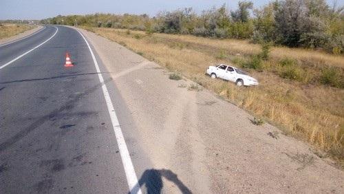 В Новоорском районе в ДТП пострадала 9-летняя пассажирка