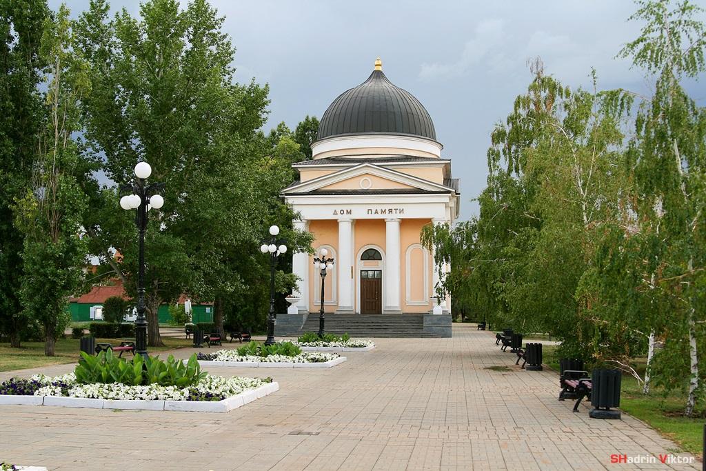 В Доме Памяти будет проходить выставка, посвященная Почетным гражданам Оренбурга