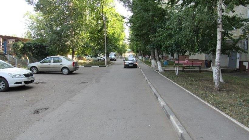 В Оренбурге водитель Шкоды сбил трехлетнего ребенка