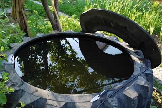 В Илекском районе годовалый ребенок утонул в покрышке от комбайна