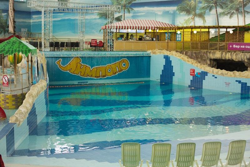 "Сегодня аквапарк ""Лимпопо"" открывает свои двери"