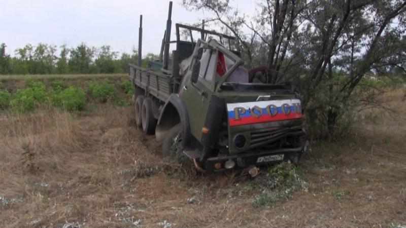 Сотрудниками полиции Саракташского района проводится проверка по факту столкновения автомобилей «Камаз» и «ЗиЛ»