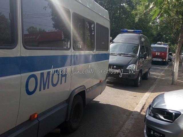 Неизвестные пытались ограбить банк на проспекте Дзержинского