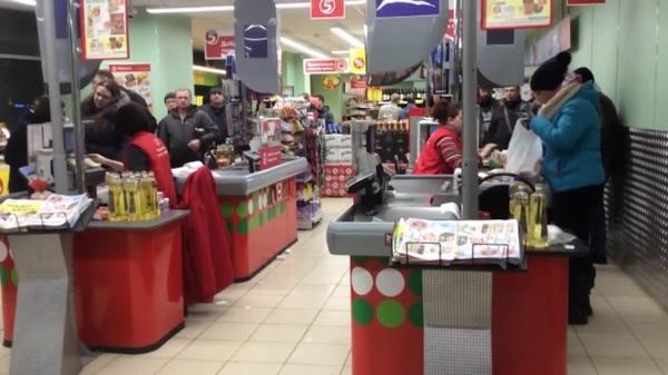 Оренбуржца приговорили к исправительным работам за ограбление магазина