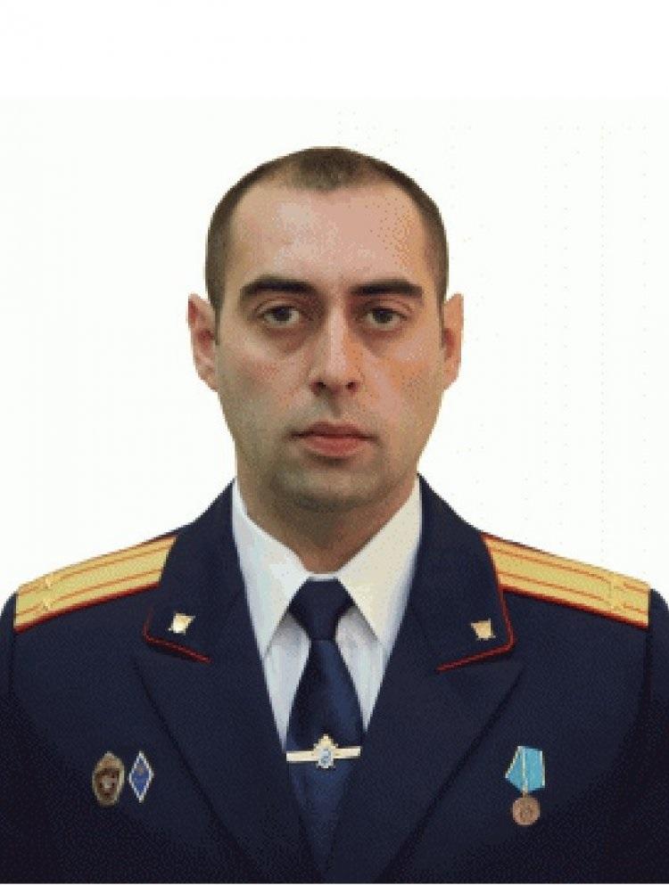В Оренбурге умер следователь следственного комитета М.А. Колотов