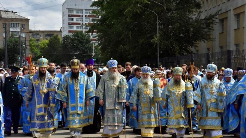 На Рождество Богородицы в Оренбург прибудет икона Божией Матери Курская-Коренная