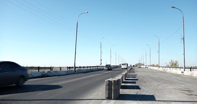 Мостовая развязка на Илекском шоссе открыта для движения