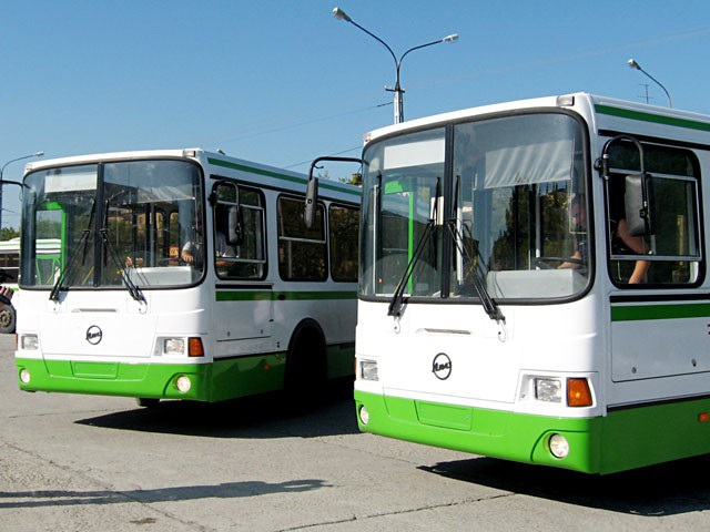 Дачные автобусы завершают работу с 30 октября