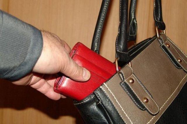 Находясь в гостях Новоорчанин похитил из сумки деньги и банковскую карту