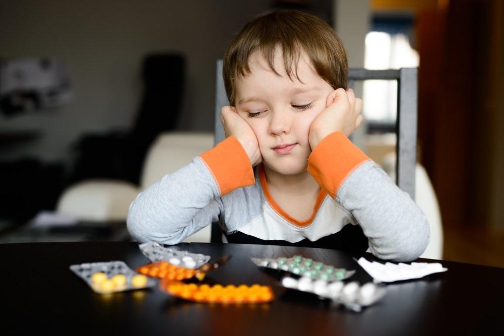 В Бузулуке пятилетний ребенок отравился таблетками