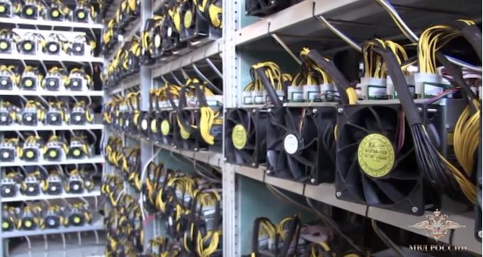 Крупную подпольную ферму по добыче криптовалюты накрыли в Оренбурге