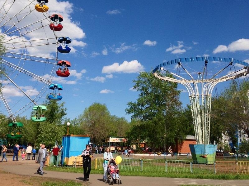 Администрация Оренбурга проиграла суд по парку имени 50-летия СССР